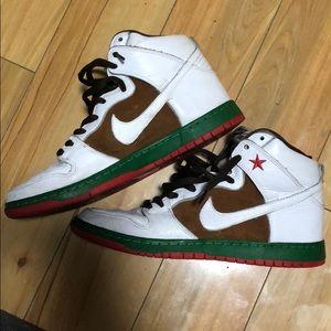Nike sb dunks size 10